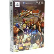 Street Fighter X Tekken [Collector's Package] (Japan)
