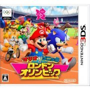 Mario & Sonic at the London 2012 Olympic Games (Japan)