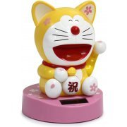 Doraemon Solar Power Figure: Doraemon Yellow Ver. (Japan)