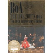 BoA The Live 2011 X'mas The 10th Anniversary Edition (Japan)