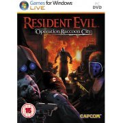Resident Evil: Operation Raccoon City (DVD-ROM) (Europe)