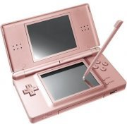 Nintendo DS Lite (Metallic Rose) - 110V (US)
