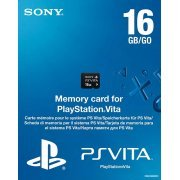 PlayStation Vita Memory Card (16GB) (Europe)