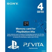 PlayStation Vita Memory Card (4GB) (Europe)