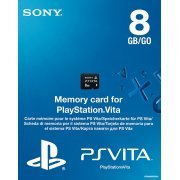 PlayStation Vita Memory Card (8GB) (Europe)