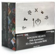 Kingdom Hearts 10th Anniversary 3D+Days+Re:coded Box (Japan)