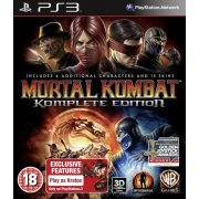 Mortal Kombat Komplete Edition (Europe)
