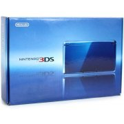Nintendo 3DS (Cobalt Blue) (Japan)