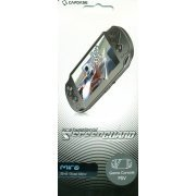 Capdase Mira Professional Screenguard (Silver Glass Mirror) Screen & Sides Panel PS Vita