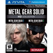 Metal Gear Solid HD Collection (US)