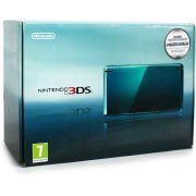 Nintendo 3DS (Aqua Blue) (Europe)