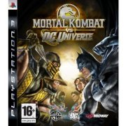 Mortal Kombat vs. DC Universe (Europe)