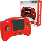 RetroDuo Portable System (Red) (US)