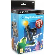 PlayStation Move Starter Pack (Motion Controller Camera with Starter Disc) (Europe)