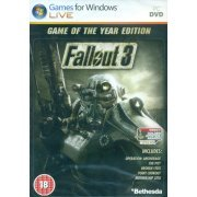 Fallout 3: Game of The Year Edition (DVD-ROM) (Europe)