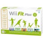 Wii Fit Plus (w/ Wii Board white) (Europe)