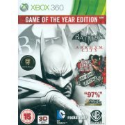 Batman: Arkham City (Game of the Year) (Europe)