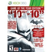 Batman: Arkham City (Game of the Year) (Asia)