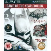 Batman: Arkham City (Game of the Year Edition) (Europe)