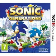 Sonic Generations (Europe)
