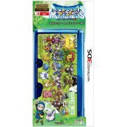Dragon Quest Monsters Terry no Wonderland 3D Sticker for Nintendo 3DS [Type B] (Japan)