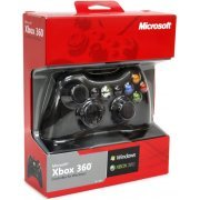 Microsoft Xbox 360 Wired Controller for Windows (Black) (Europe)