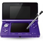 Nintendo 3DS (Midnight Purple) (US)