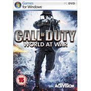 Call of Duty: World at War (DVD-ROM) (Europe)