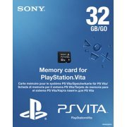 PlayStation Vita Memory Card (32GB) (Europe)
