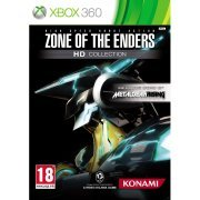 Zone of the Enders HD Collection (Europe)