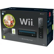 Nintendo Wii Fit Plus Pack Black Bundle (incl. Wii Fit Plus, Balance Board & Wii Remote Plus) (Europe)