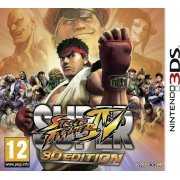 Super Street Fighter IV: 3D Edition (Europe)