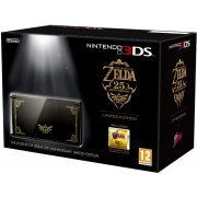 Nintendo 3DS (The Legend of Zelda 25th Anniversary Limited Edition) (Europe)