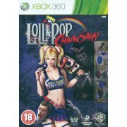 Lollipop Chainsaw (Europe)