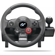 Logitech Driving Force GT Steering Wheel (PS2 & PS3) (Europe)