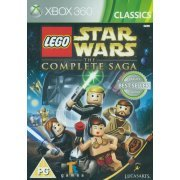 LEGO Star Wars: The Complete Saga (Classics) (Europe)