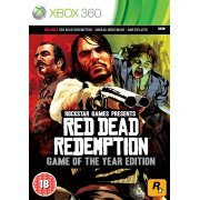 Red Dead Redemption: Game of the Year Edition (Europe)
