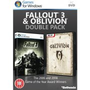 Fallout 3 & Oblivion Double Pack (DVD-ROM) (Europe)