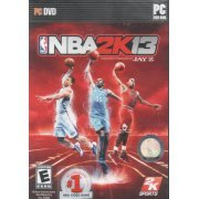 NBA 2K13 (English Version) (DVD-ROM) (Asia)