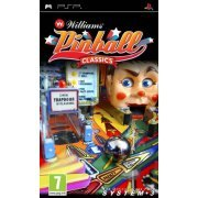 Williams Pinball Classics (Europe)