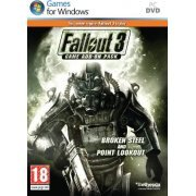 Fallout 3 Game Add-On Pack: Broken Steel and Point Lookout (DVD-ROM) (Europe)