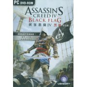 Assassin's Creed IV: Black Flag (Chinese) (DVD-ROM) (Asia)