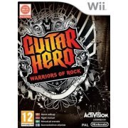 Guitar Hero: Warriors of Rock (Europe)