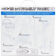 Wii 15-in-1 Family Pack (White) (US)