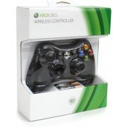 Xbox 360 Wireless Controller (Black) (Europe)