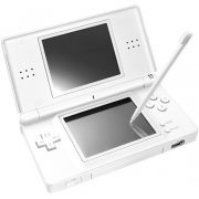 Nintendo DS Lite Handheld (White) (Europe)