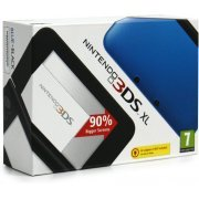 Nintendo 3DS XL (Blue x Black) (Europe)