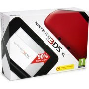 Nintendo 3DS XL (Red x Black) (Europe)
