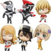 Tiger & Bunny Trading Figure Special Edition Set (Japan)