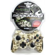 DreamGear Shadow 6 Wireless Controller (Camouflage) (US)